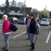 08-04-18 St Hilarion 1 - Parés au départ