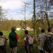 08-04-18 St Hilarion 11 - Les dépendances du Chateau de Voisin