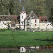 08-04-18 St Hilarion 12 - Les dépendances du Chateau de Voisin 2