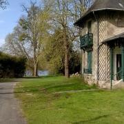 08-04-18 St Hilarion 7 - Entrée du Moulin de Reculée
