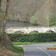 08-04-18 St Hilarion 8 - Vue sur le parc du Moulin de Reculée