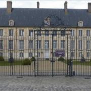 18-03-18 St Rémy L'Honoré 15-Les Mesnuls.,le château
