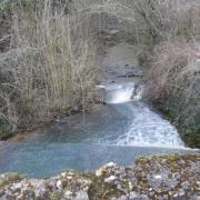 18-03-18 St Rémy L'Honoré 5-Déversoir du petit étang