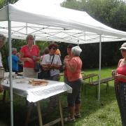 24-06-18 Barbecue 15 - C'est l'heure de l'apéro ...