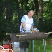 24-06-18 Barbecue 17 - La braise est bientôt prête