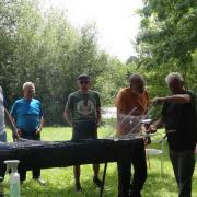 24-06-18 Barbecue 18 - C'est parti pour les merguez