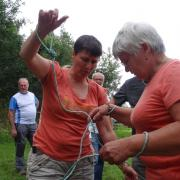 24-06-18 Barbecue 34 - Le jeu des ficelles