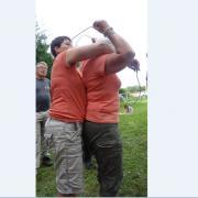 24-06-18 Barbecue 37 - Le jeu des ficelles