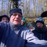 28-02-18 Berchères - 15° ressenti, même pas froid ....