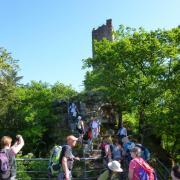 dimanche 06-05 - 11 Entre les châteaux forts et étangs