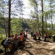 dimanche 06-05 - 12 Entre les châteaux forts et étangs
