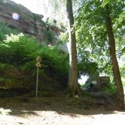 dimanche 06-05 - 15 Entre les châteaux forts et étangs