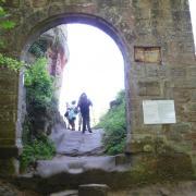 dimanche 06-05 - 17 Entre les châteaux forts et étangs