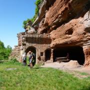 dimanche 06-05 -21 Entre les châteaux forts et étangs