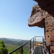 dimanche 06-05 -28 Entre les châteaux forts et étangs