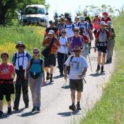 mardi 08-05 - 20 Sentiers à travers plaine et piémont