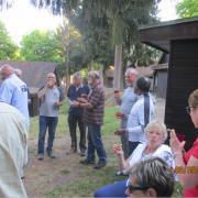 mardi 08-05 - 21 Le pot de l'amitié
